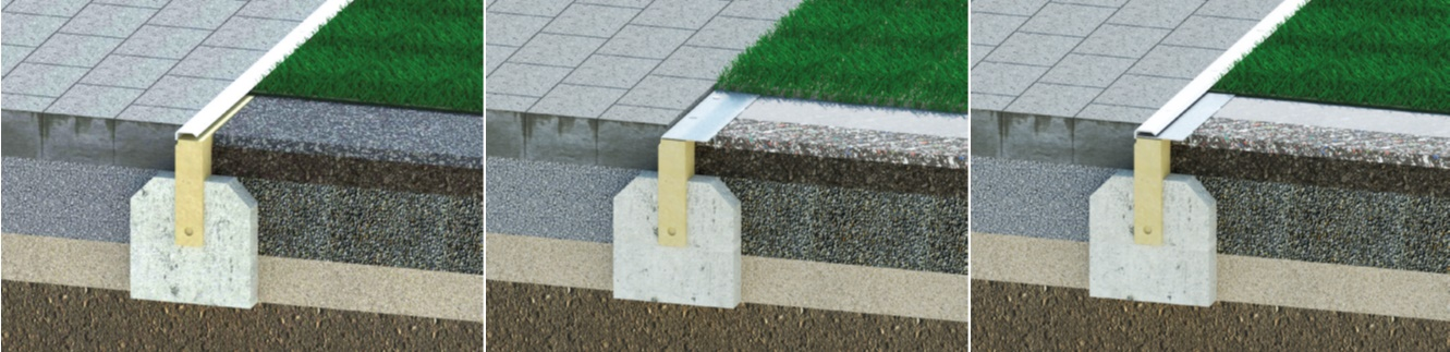 ProPlay kerb solution options