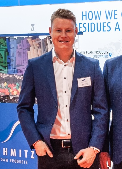 Luuk Schmitz @ Foam Expo 2018
