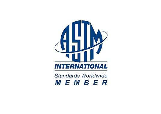 Logo ASTM card