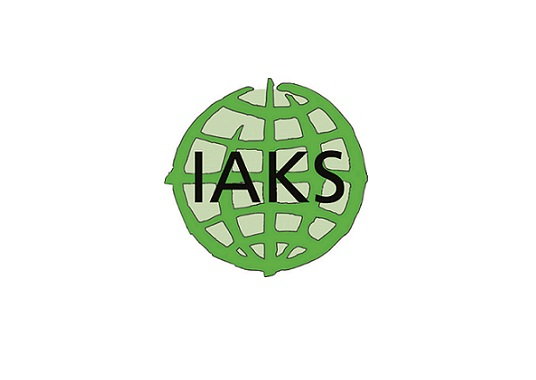 Logo IAKS card