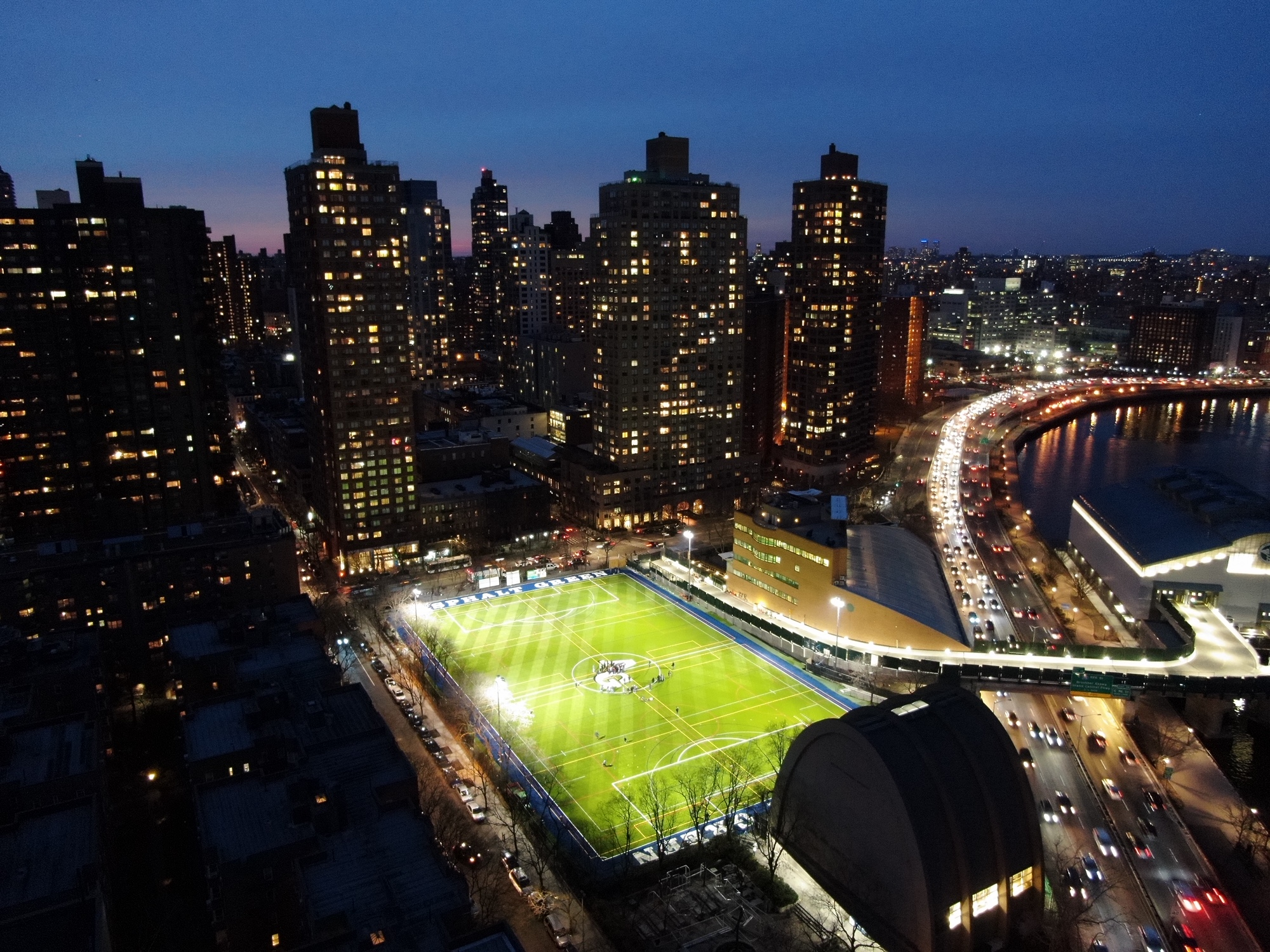 Asphalt Green New York 3
