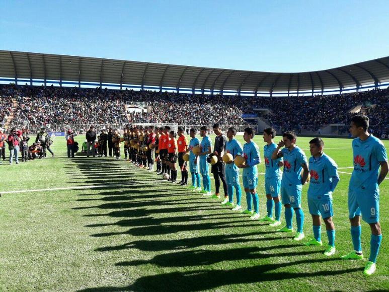 Soccer Bolivia